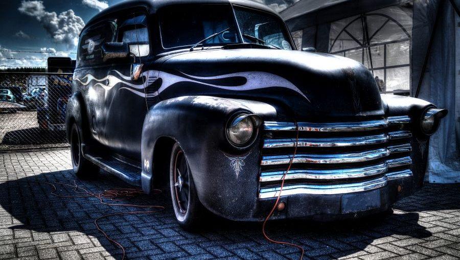 voiture americaine